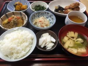 2015年3月28日のお昼ご飯写真