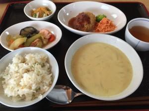 2015年9月22日お昼ご飯写真